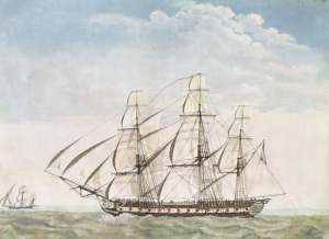 frigate Essex Howard